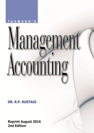 Management Accounting by Dr. R.P Rustagi